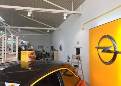 Farbberatung und Malerarbeiten bei Opel Scharf Siegelsdorfer Str. 58,  90431 Nürnberg