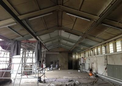 Lagerhalle renoviert in Konradstraße 90429 Nürnberg / Fürth