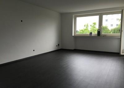 Boden mit hochwertigen Vinylbelag belegt in der Pillenreuther 90459 Nbg