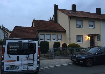 Malerarbeiten Fassade in 90451 Nürnberg Eibach
